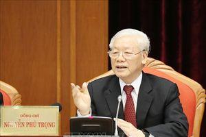 Bài phát biểu của Tổng Bí thư, Chủ tịch nước tại Hội nghị TƯ 10