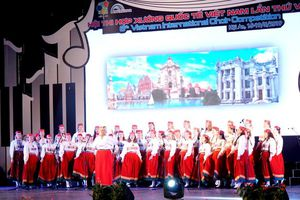 21 đoàn hợp xướng quốc tế tranh tài tại Hội An