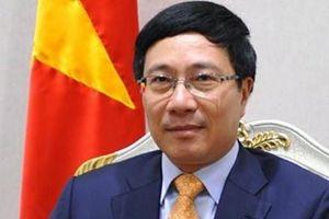 Phó Thủ tướng Phạm Bình Minh sẽ thăm chính thức Cuba, Hoa Kỳ