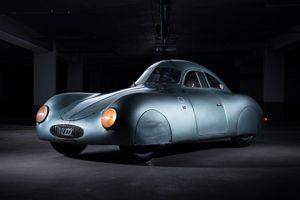 Vì sao chiếc Porsche cổ 'độc nhất vô nhị' này được định giá đắt nhất thế giới?