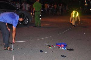 Tài xế say xỉn tông bé trai tử vong ở Quảng Trị ra trình diện