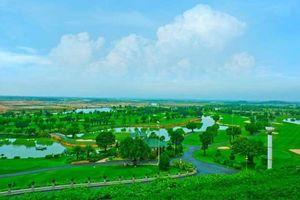 Quy mô hoành tráng của sân Golf Lotus Cam Ranh