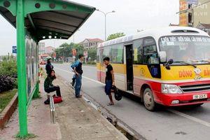 Lộ trình, lịch trình các tuyến xe buýt Nghệ An: Đông Bắc, Thạch Thành năm 2019