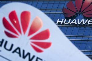 Mỹ liệt tên Huawei vào 'danh sách đen'