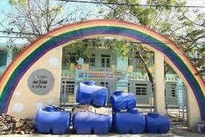 Quảng Ngãi: Thiếu giáo viên, trường mầm non xây xong bỏ hoang