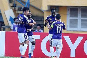 AFC Cup: Hy vọng chung kết ASEAN toàn Việt