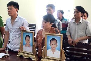 9 năm tù cho tài xế lái xe khách xài bằng giả làm chết 2 trẻ