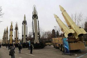 Tình báo Mỹ giải mật ảnh tàu Iran chở tên lửa ở Vịnh Ba Tư