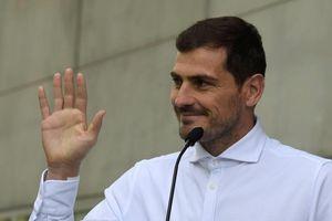 Thủ thành Iker Casillas tuyên bố giải nghệ ở tuổi 38