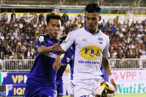 Bình Dương không dời được cả 2 trận gặp HAGL và Quảng Ninh