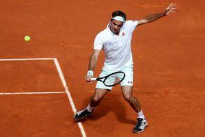 Rome Masters ngày 3: Federer nhẹ nhàng tiến bước
