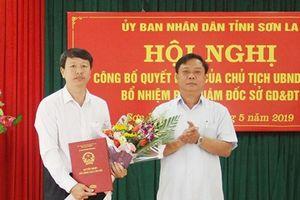 Gần 1 năm sau bê bối gian lận thi cử, Sơn La có thêm 1 PGĐ Sở Giáo dục