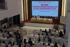 Hơn 170 nhà thầu dự hội nghị kêu gọi đầu tư dự án đường bộ cao tốc Bắc - Nam