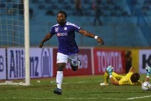 Xếp hạng cấp CLB của bóng đá Việt Nam thăng tiến tại khu vực châu Á