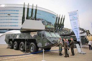 Kinh hãi các tổ hợp tên lửa 'khủng' Belarus mang tới MILEX-2019