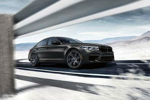 Chi tiết BMW M5 phiên bản đặc biệt kỷ niệm 35 năm