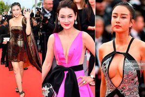 Người đẹp vô danh Trung Quốc chi bao nhiêu tiền để bước trên thảm đỏ Cannes?