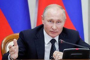 Ông Putin tuyên bố sẽ mua 76 chiếc 'bóng ma bầu trời' Su-57 cho quân đội Nga