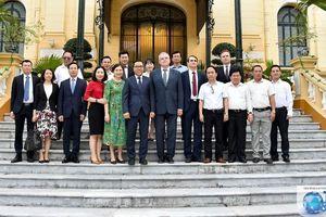 Việt Nam - Liên bang Nga: tăng cường hợp tác giữa các địa phương