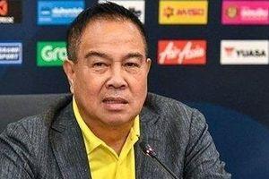 'Sếp' bóng đá Thái Lan: 'Đoàn kết sẽ đánh bại được đội tuyển Việt Nam'