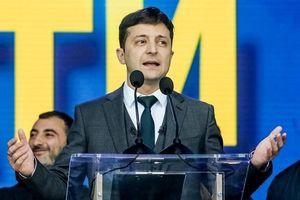 Tổng thống vừa đắc cử của Ukraine sẽ nhậm chức vào ngày 20/5