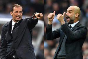 Juventus chia tay Allegri, muốn 'cướp' Pep Guardiola