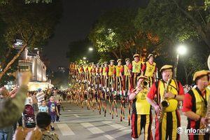 Hà Nội có thay đổi gì từ khi ông Nguyễn Đức Chung nắm quyền Chủ tịch?