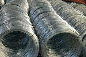 Áp dụng biện pháp phòng vệ thương mại thuế 10,9% đối với sản phẩm thép dây thép cuộn nhập khẩu