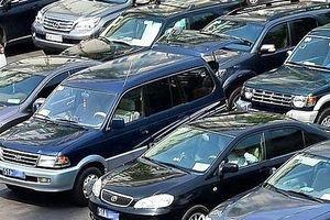 Chính thức ban hành phương thức khoán kinh phí sử dụng xe ô tô công