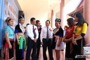 Phát huy tinh thần đoàn kết, từng bước đẩy mạnh phát triển kinh tế - xã hội huyện Tương Dương