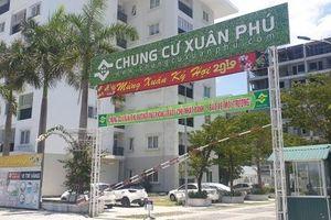 Vướng mắc trong chuyện đóng phí quản lý tại chung cư nhà ở xã hội lớn nhất Huế