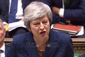 Thủ tướng Anh tìm sự ủng hộ của các nghị sỹ bất đồng ý kiến về Brexit