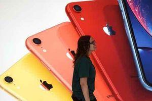 Đối đầu thương mại Mỹ - Trung có thể khiến giá iPhone tăng phi mã