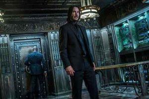 Không cần doanh thu khủng, Keanu Reeves biết ơn vì có 'John Wick 3'