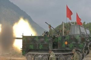 Việt Nam chế tạo tổ hợp pháo chống tăng, phòng không tự hành trên khung gầm M548