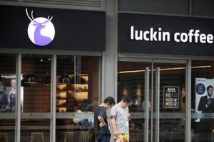 Luckin huy động gần 600 triệu USD trước thời điểm 'lên sàn' tại Phố Wall