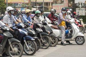 Những lưu ý để xe máy không bị hỏng hóc trong mùa nắng nóng