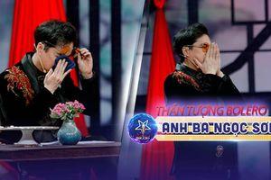 Lần đầu tiên Ngọc Sơn khóc trên sóng truyền hình kể về tuổi thơ cơ hàn trước khi nổi tiếng