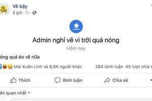 Chuyện gì vừa xảy ra khiến hàng loạt fanpage nổi tiếng phải đăng đàn giận dỗi, đòi đình công khắp Facebook?