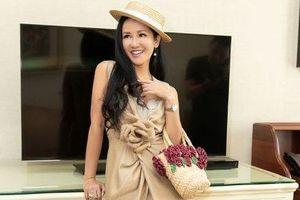 Hồng Nhung xinh đẹp quyến rũ sau nỗi buồn ly hôn chồng ngoại quốc