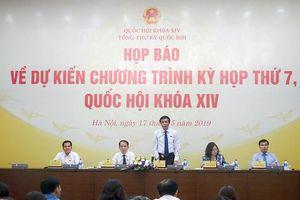 Ngày 20/5 - Khai mạc Kỳ họp thứ 7, Quốc hội khóa XIV