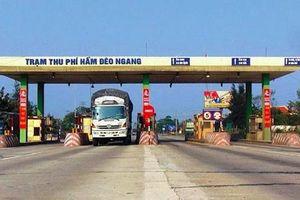 Tổng cục Đường bộ Việt Nam lên tiếng về BOT Đèo Ngang thu phí quá hạn