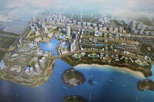 Tập đoàn Doji lên ý tưởng xây siêu dự án rộng 200ha tại Vân Đồn