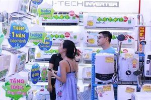 Đầu mùa nóng, Điện máy Xanh đã bán hết 200.000 bộ máy lạnh