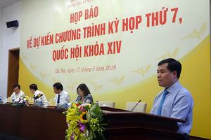 Kỳ họp thứ 7 Quốc hội khóa XIV: Sẽ xem xét thông qua 7 dự án luật