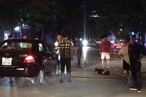 Danh tính 'ma men' đâm bay xe đạp điện, dọa húc chết 2 học sinh ở Nghệ An