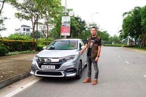 Trải nghiệm Honda HR-V Mugen ghé thăm chùa Tam Chúc