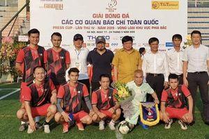 Khai mạc Giải bóng đá các cơ quan báo chí toàn quốc - Press Cup 2019