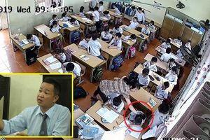Giáo viên tát và đánh tới tấp vào đầu học sinh ở Hải Phòng sẽ bị xử lý thế nào?