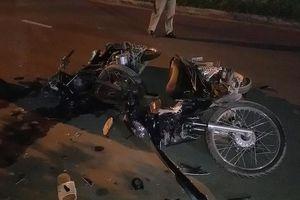 Tai nạn ở đường nội bộ khu công nghiệp, 3 người thương vong
